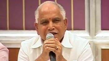 Video : Will expand Cabinet: Yeddyurappa