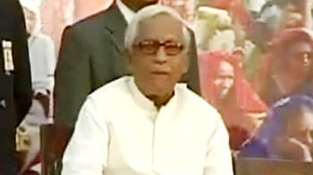 Video : Battlelines of communication: Buddhadeb's angry reply
