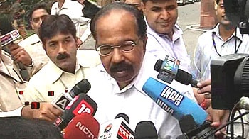 Video : It's a very serious matter: Moily on Jagan TV's Sonia report