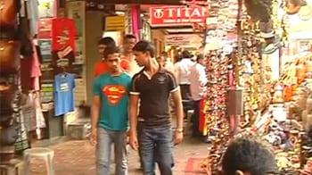 Video : Obama's visit: Under siege in South Mumbai?
