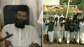 Video : Tension in Kerala as PDP Leader Madani's arrest imminent