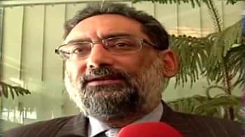 Video : J&K Bank chairman Haseeb Drabu resigns
