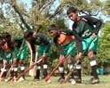 Hockey academy in Andhra village
