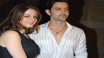Video : Hrithik, Suzanne's IIFA moments