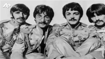 Video : A piece of Beatles history auctioned off