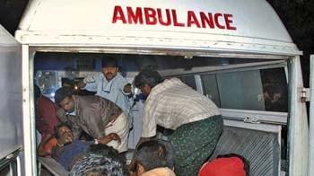 Video : 100 feared dead: Sabarimala Commissioner