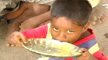 Video : India Matters: How hunger stalks children in the Capital