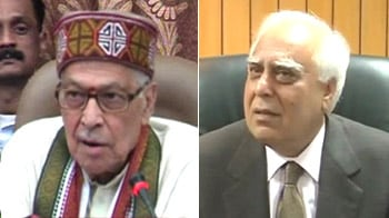 Video : Joshi writes to Speaker about Sibal's CAG attack
