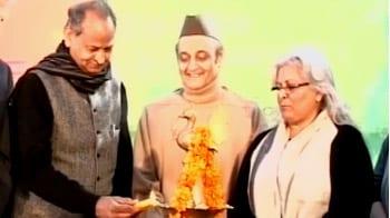 Video : Star-studded Jaipur Literature Festival