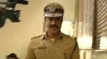Video : Top cop in Harsiddhi controversy