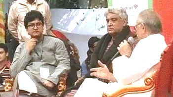 Video : Jaipur literature fest: Bollywood comes calling