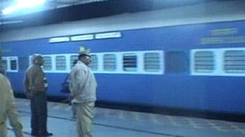 Video : जम्मू जा रही ट्रेन को लौटाया
