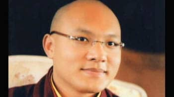 Video : Tibetan Karmapa grilled for alleged Chinese links