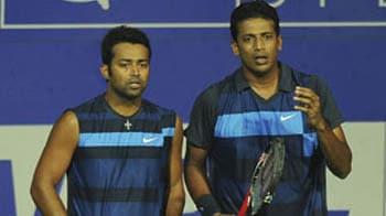 Video : Paes, Bhupathi reach Australian Open final