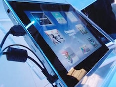 Panasonic launches new Android based Tablet