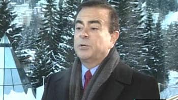 Video : Electric car to take some time: Carlos Ghosn