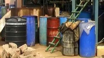 Videos : फरीदाबाद की फैक्टरी से गैस का रिसाव