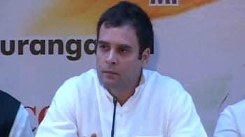 Video : Rahul Gandhi on Sonawane killing: Problem lies in the system