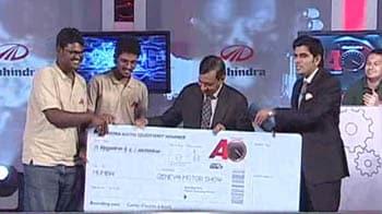 Video : Mahindra Auto Quotient: Grand finale