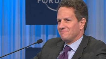 Video : Acute part of crisis over: Geithner