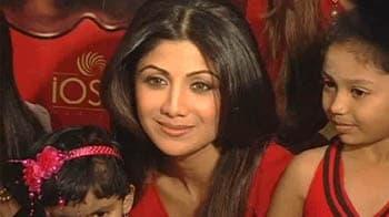Video : Shilpa Shetty's Valentine's Day plan