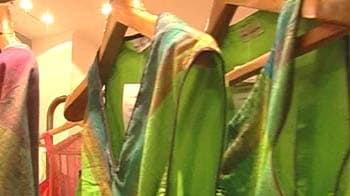 Video : Eco-friendly fashion: Wrap yourself in green
