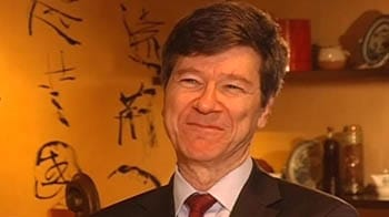 Video : India's prospects good, but challenges are big: Jeffery Sachs