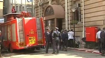 Video : Mumbai: Three dead, one injured in fire