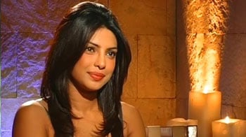 Video : Priyanka's shoes are her babies