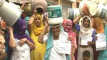 Video : Water woes escalate as taps run dry across Delhi
