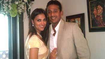 Video : Lara-Mahesh's wedding bash in Goa