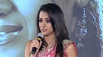 Video : NDTV's Southern Star of the Year: Trisha Krishnan