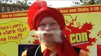 Videos : दिल्ली में लगा कॉमिक्स मेला