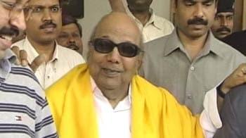 Video : Tamil Nadu polls: Congress, DMK discuss seat-sharing