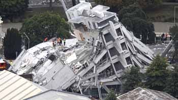 Video : 65 killed in massive New Zealand quake