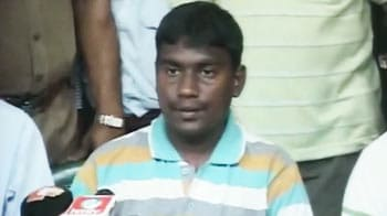 Video : Collector is safe, says freed Orissa engineer