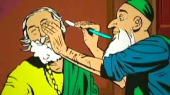 Video : How Uncle Pai created Amar Chitra Katha
