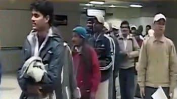 Video : लीबिया से 528 भारतीय लौटे