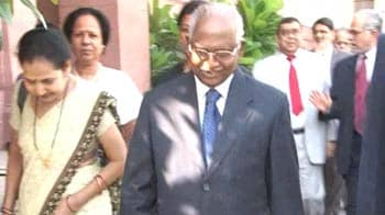 Video : Justice Balakrishnan should break silence, says ex-CJI