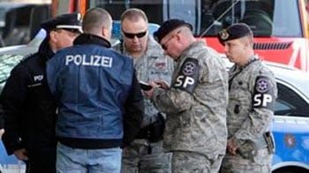 Video : 21-year-old fired at US soldiers at Frankfurt
