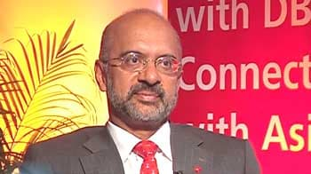 Video : India is a growing market for Singapore's DBS: Piyush Gupta