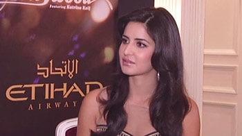 Video : Katrina on starring with Hrithik