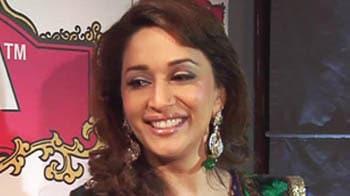 Video : Big screen awaits Madhuri's return