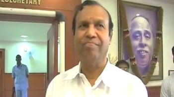 Video : Baalu: DMK ministers will resign