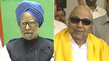 Video : Congress-DMK stalemate continues