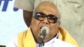 Video : Bid to break Congress-DMK stalemate