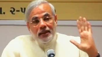 Video : Modi Vs Centre over scholarships for minorities