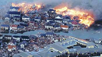 Video : Japan in Pacific Ring of Fire