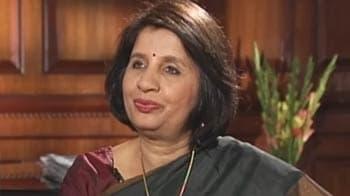 Video : Indians in Japan are safe: Nirupama Rao