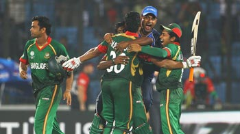 Bangladesh bravehearts keep hopes alive